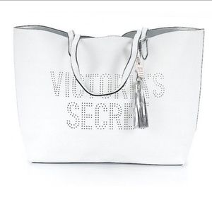 Victoria's Secret Laser Cut Weekender Bag